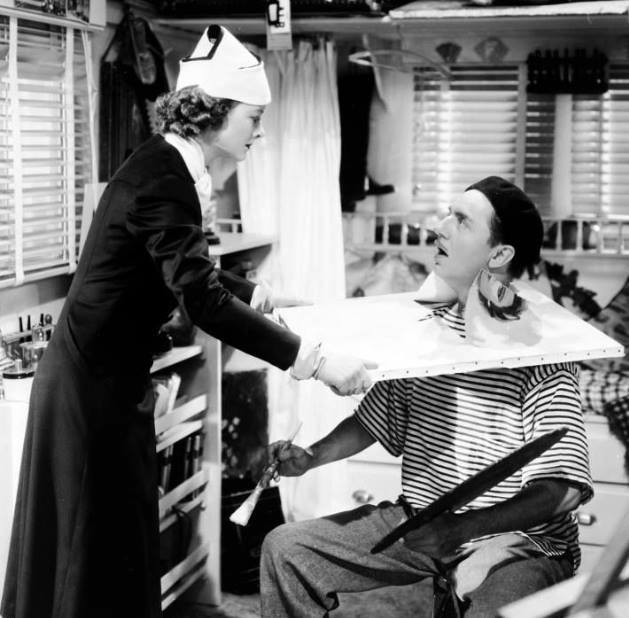 Myrna Loy & William Powell