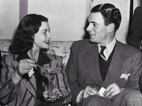 Vivieen Leigh & Sir Laurence Olivier -