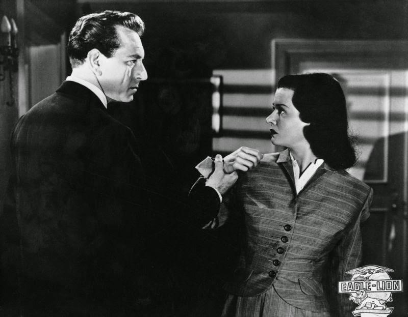 Paul Henreid & Joan Bennett