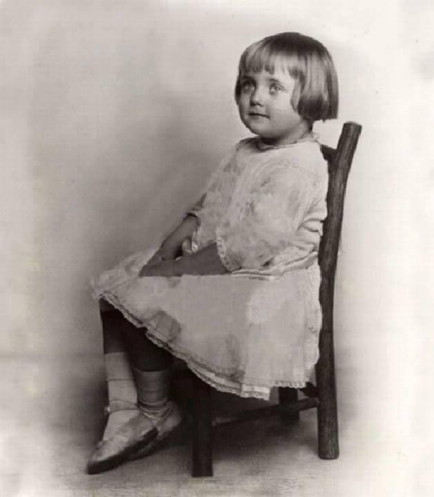 Little Carole Lombard -1910