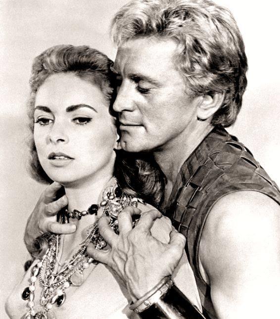 KIRK DOUGLAS & JANET LEIGH