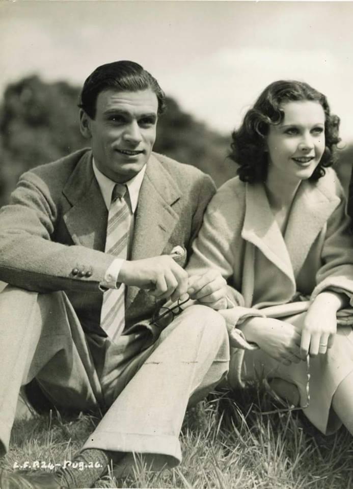 Sir Laurence Olivier & Vivien Leigh