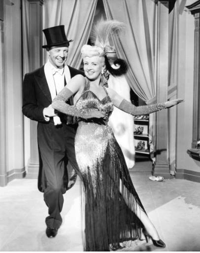 Betty Grable and Dan Dailey