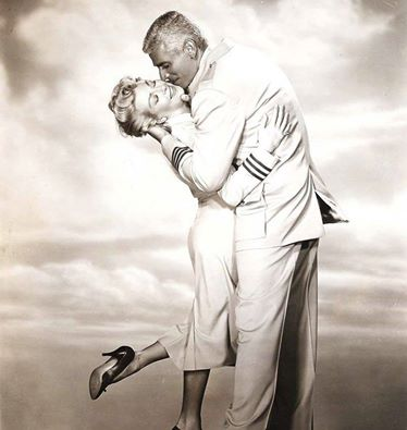 JEFF CHANDLER & LANA TURNER