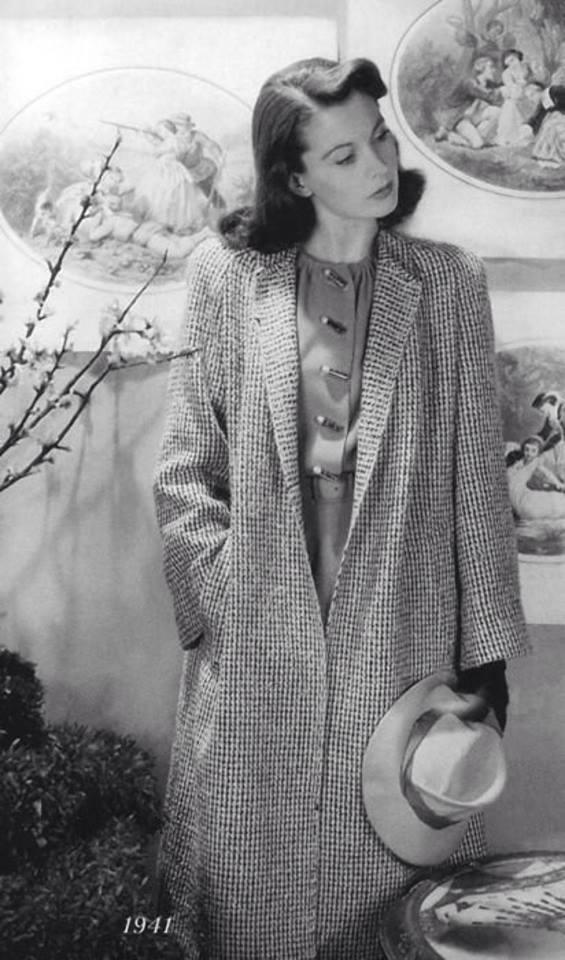 Vivien Leigh -1940.