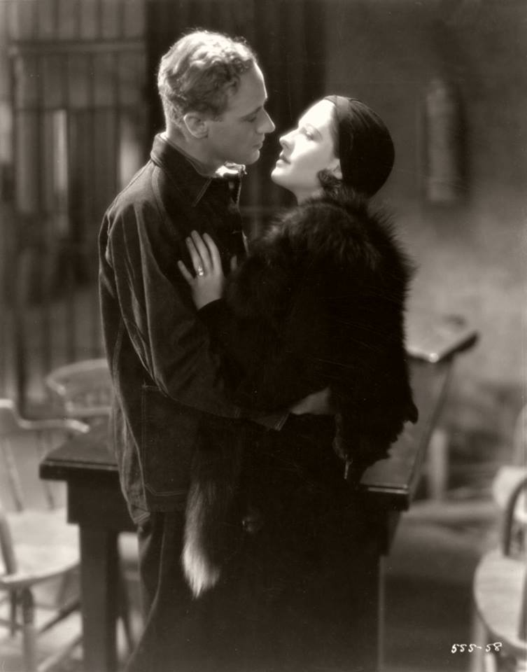 Leslie Howard & Norma Shearer