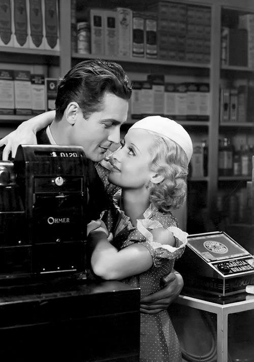 Charles Farrell & Bette Davis