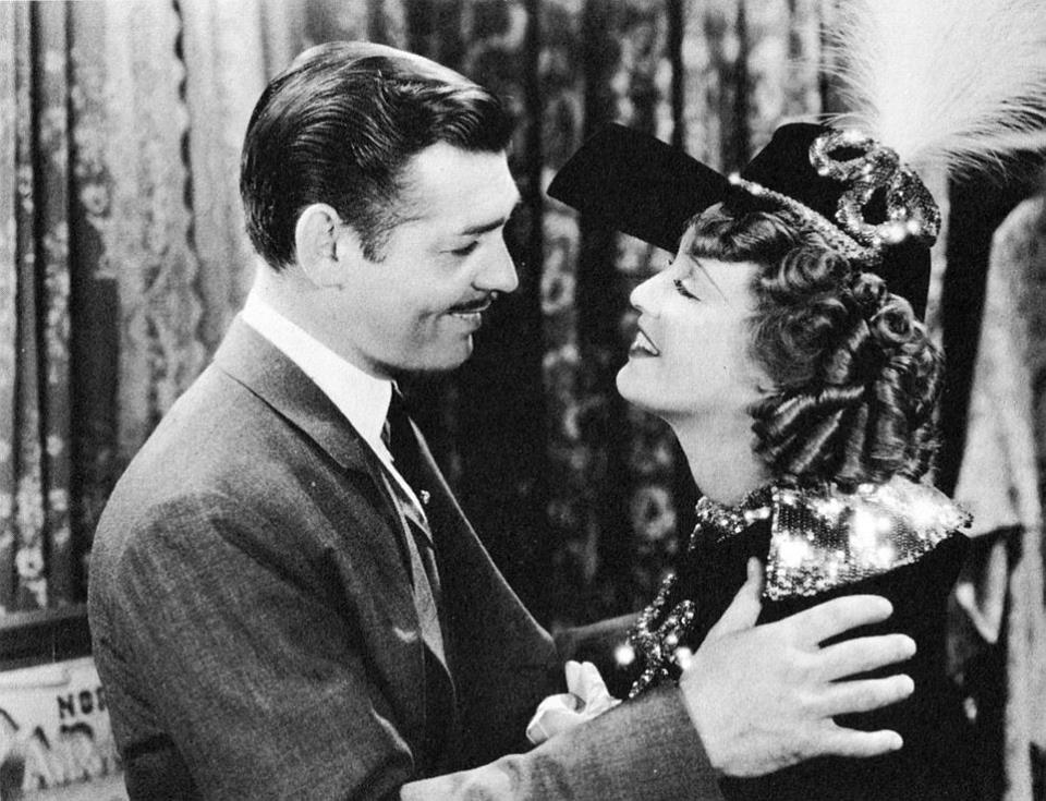 Clark Gable e Jeanette MacDonald