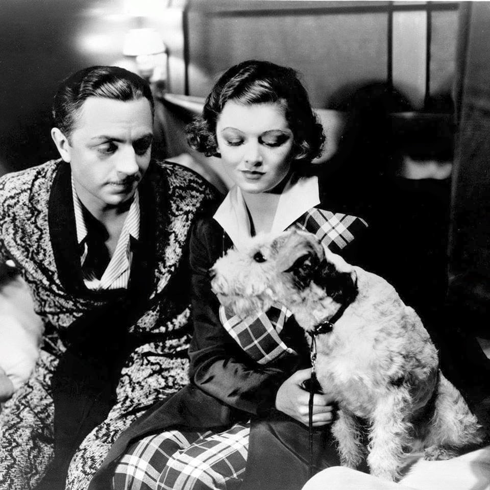William Powell,Myrna Loy