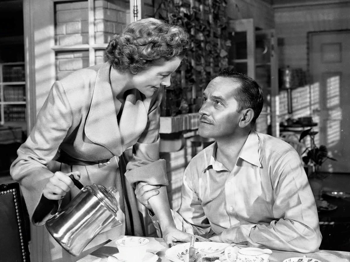 Myrna Loy & Fredric March