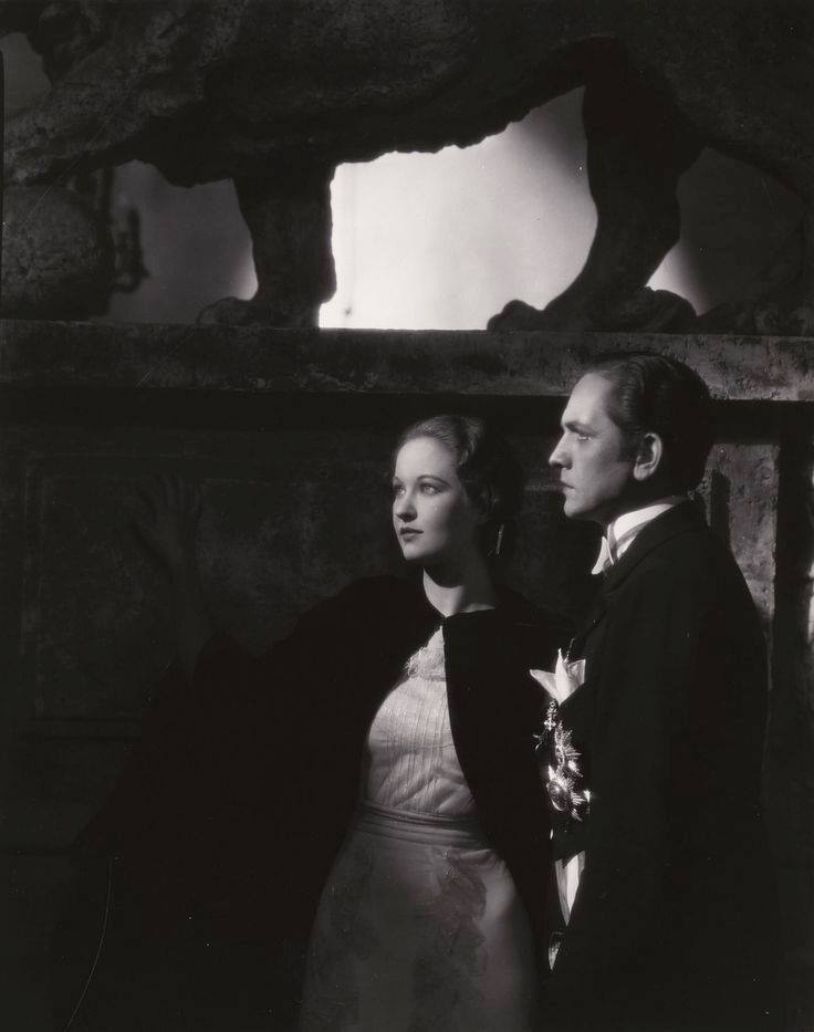 Evelyn Venable & Fredric March