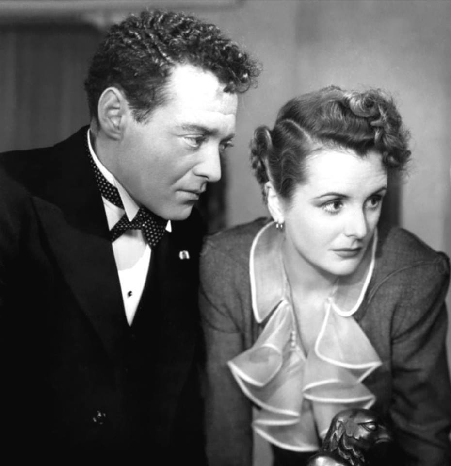 PETER LORRE & MARY ASTOR