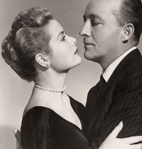 Grace Kelly & Bing Crosby