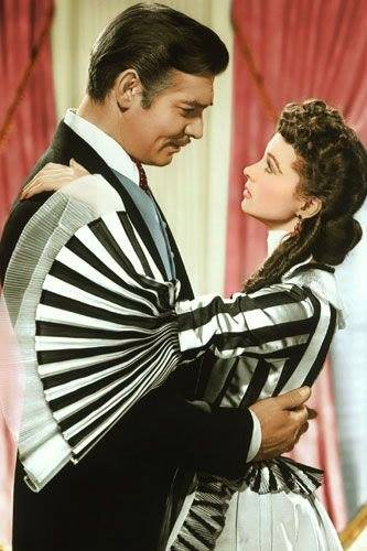 Clark Gable & Vivien Leigh