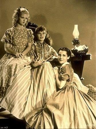 Joan Bennett,Katharine Hepburn & Frances Dee