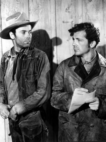Henry Fonda and Dana Andrews