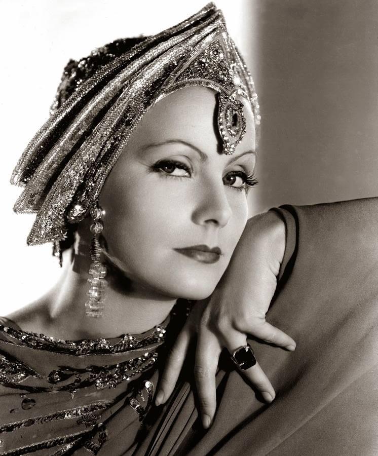 Greta Garbo (1905 - 1990)