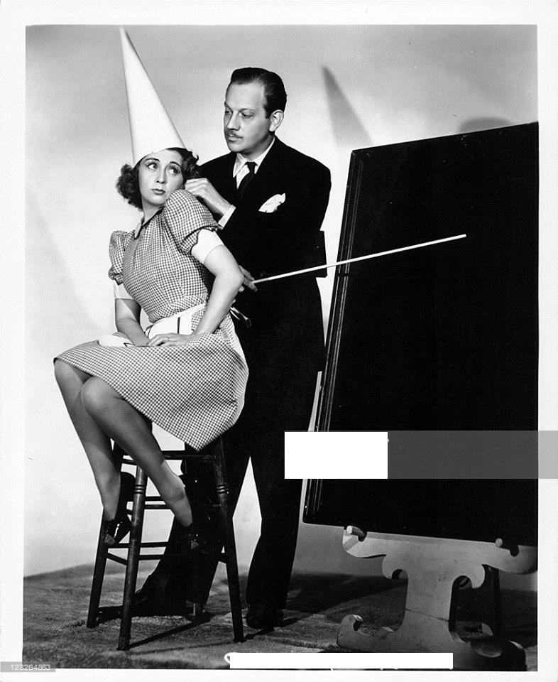 Joan Blondell & Melvyn Douglas