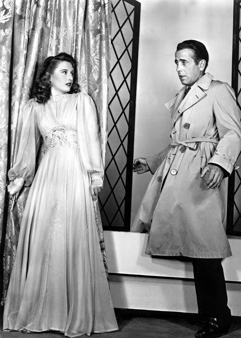 Barbara Stanwyck & Humphrey Bogart