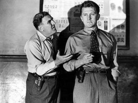 William Bendix, Kirk Douglas