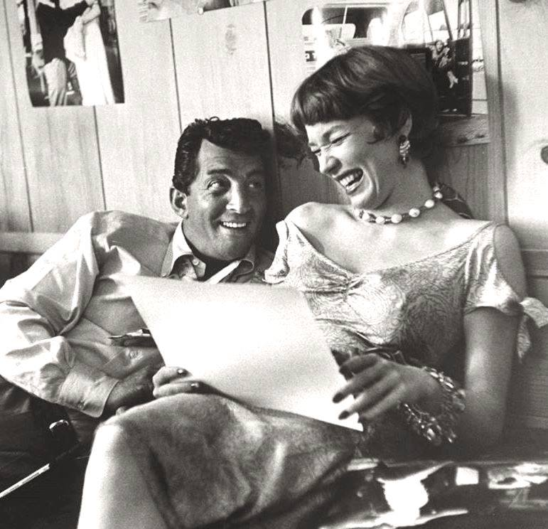 DEAN MARTIN & SHIRLEY Mac LAINE