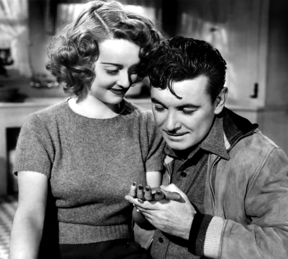 GEORGE BRENT & BETTE DAVIS
