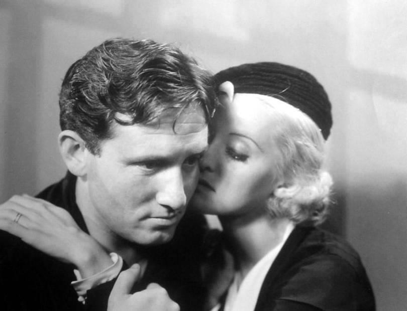 Spencer Tracy e Bette Davis