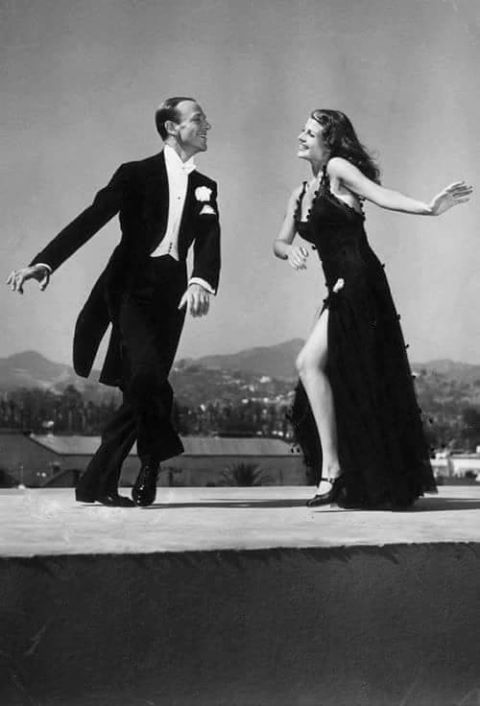 Fred Astaire & Rita Hayworth -You'll Never Get Rich(1941).
