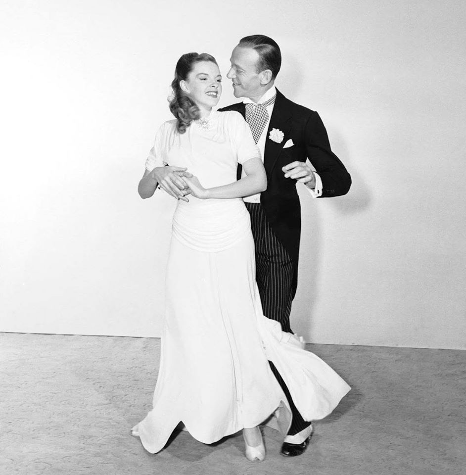 FRED ASTAIRE & JUDY GARLAND