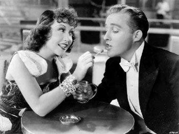 Ethel Merman and Bing Crosby