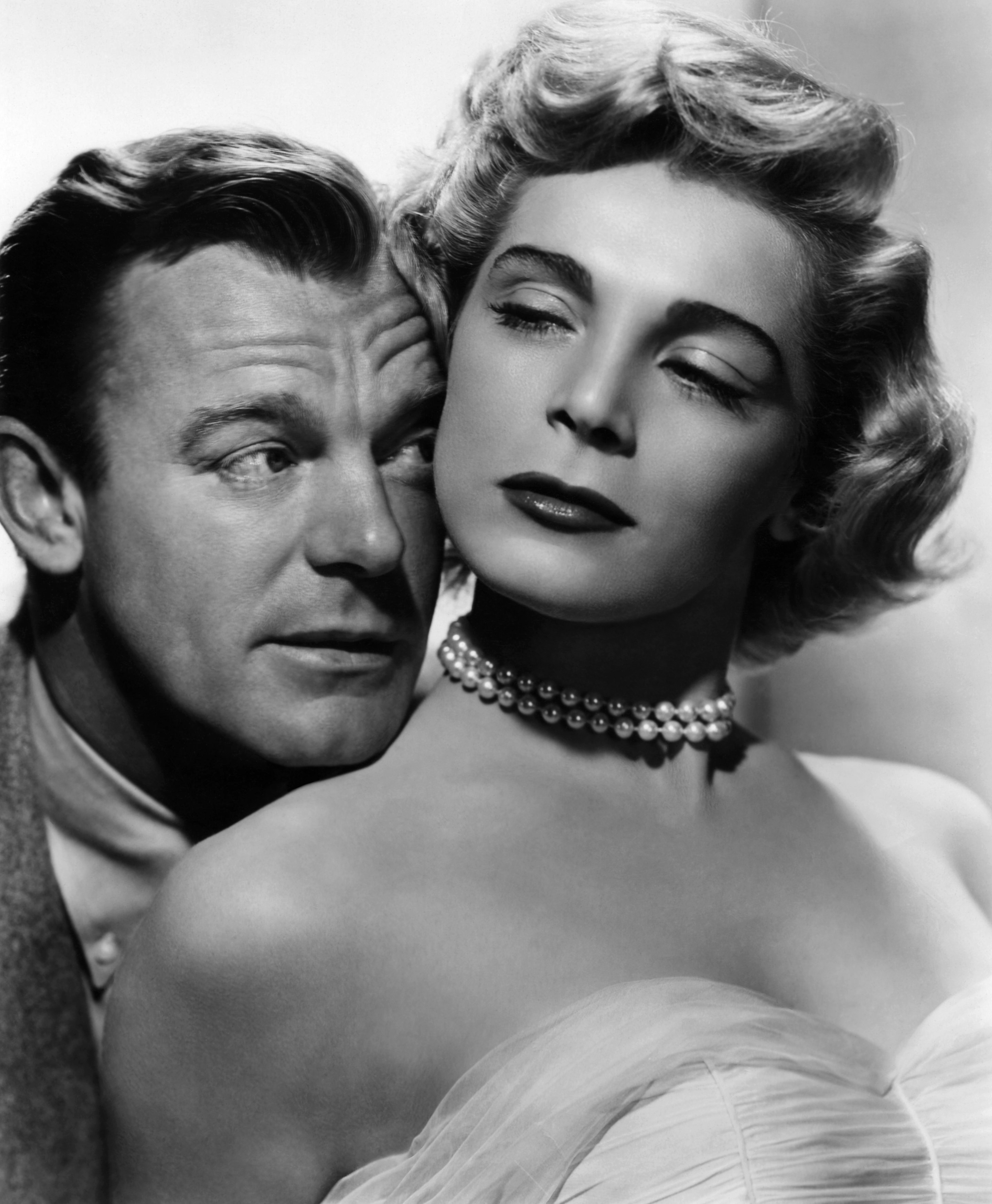 Lizabeth Scott With Dennis O'Keefe.