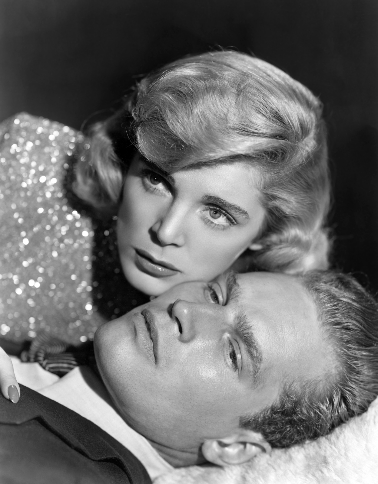 Lizabeth Scott With Charlton Heston