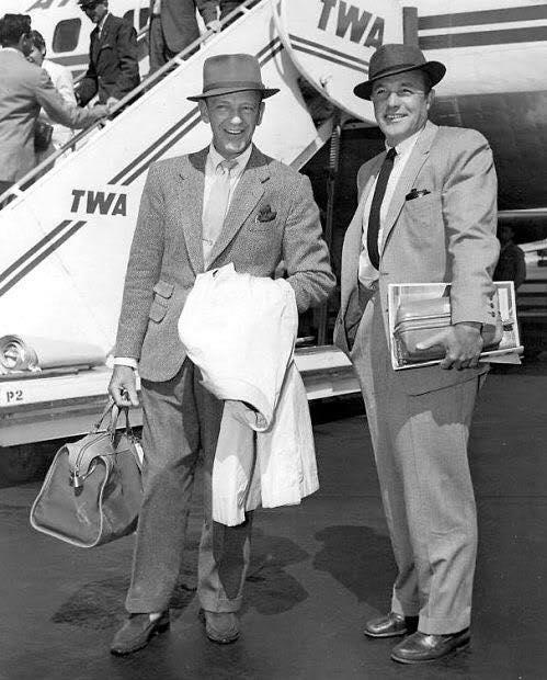 Fred Astaire & Gene Kelly