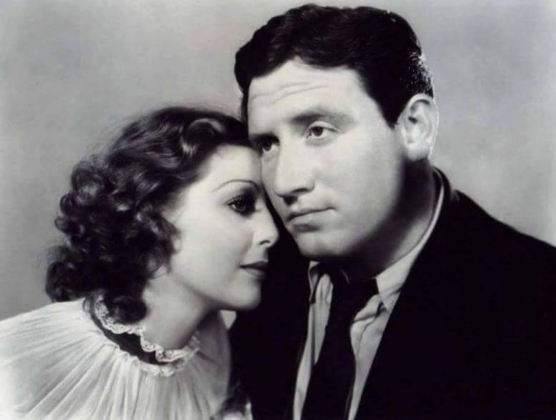 Loretta Young & Spencer Tracy