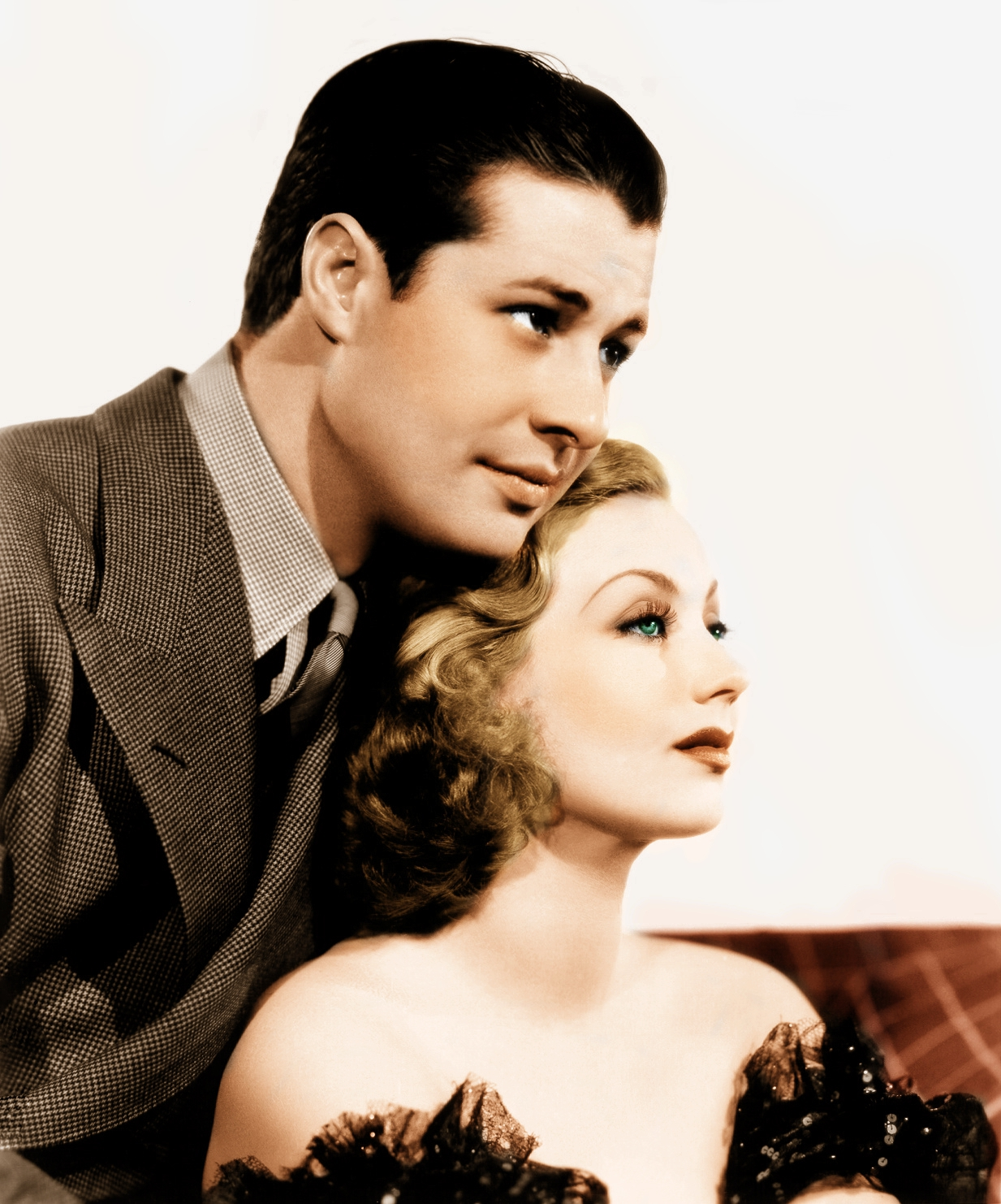 Ann Sothern With Don Ameche.