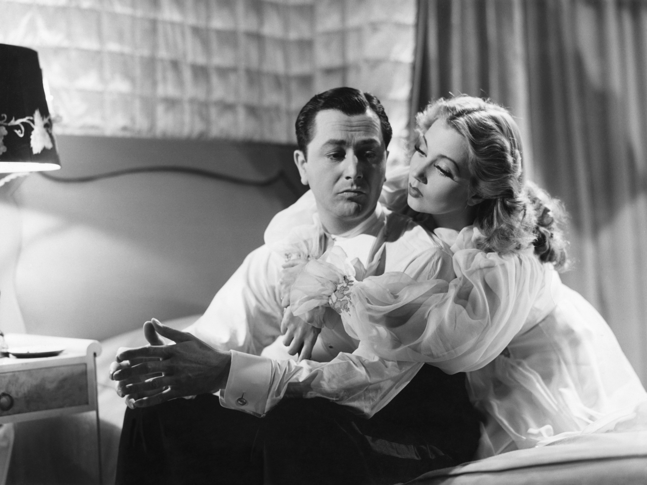Ann Sothern With Robert Young.