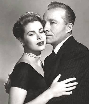 Grace Kelly & Bing Crosby.