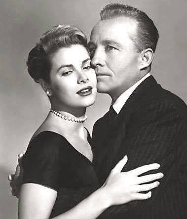Grace Kelly & Bing Crosby.