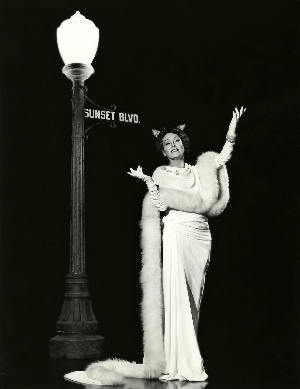 Gloria Swanson,