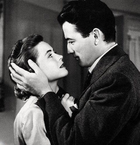 GREGORY PECK & DOROTHY McGUIRE