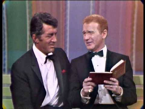 Dean Martin and Red Buttons