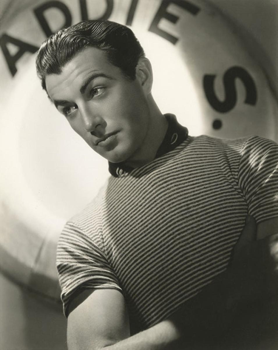 Robert Taylor.
