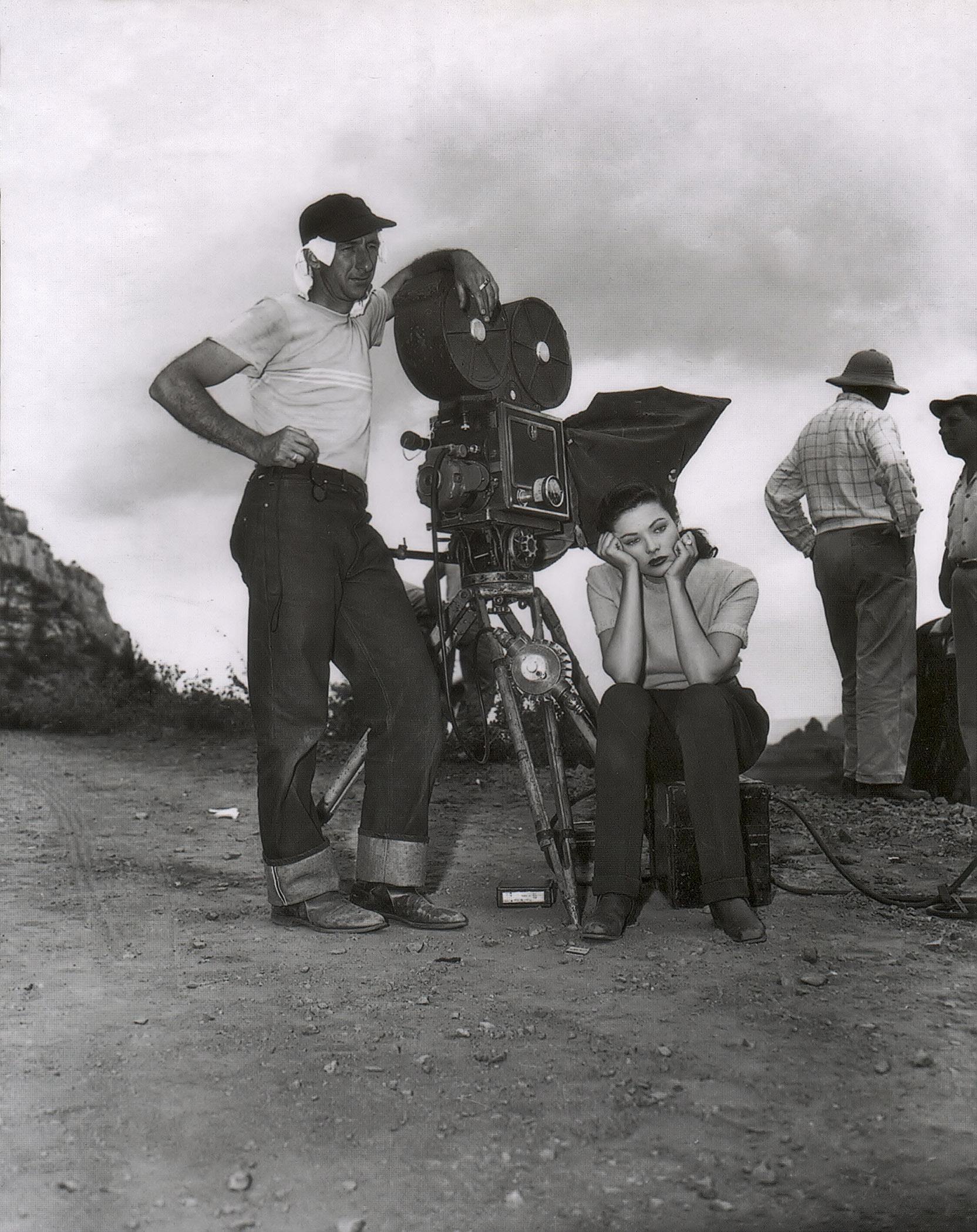 Gene Tierney.