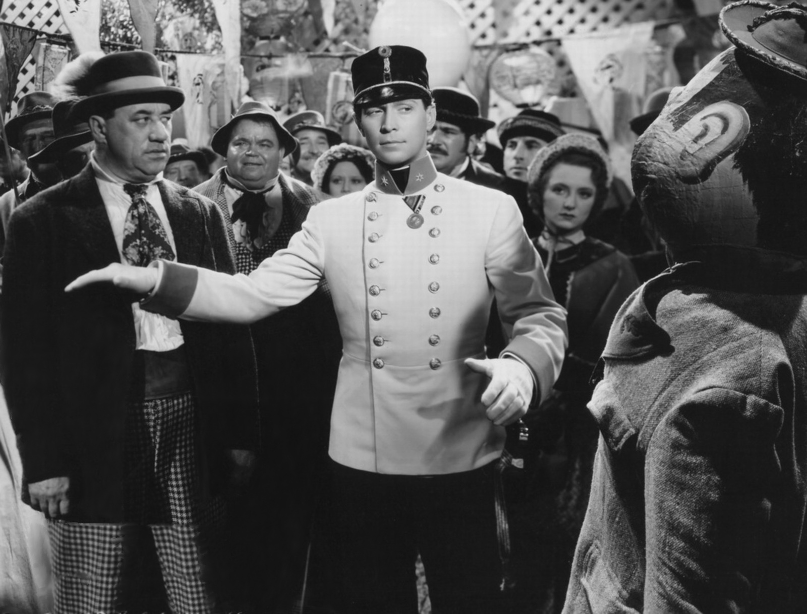 Franchot Tone.