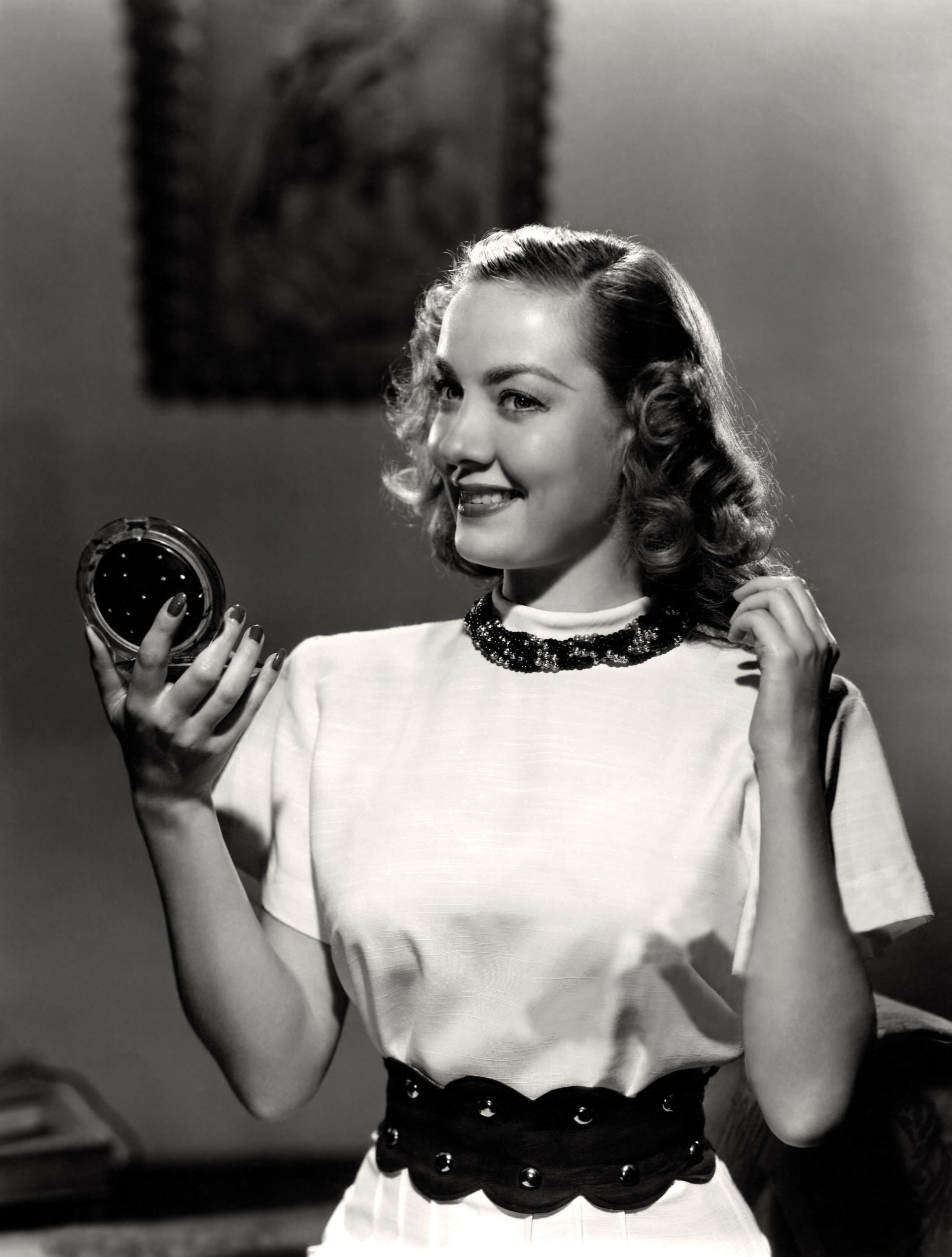 Audrey Totter.