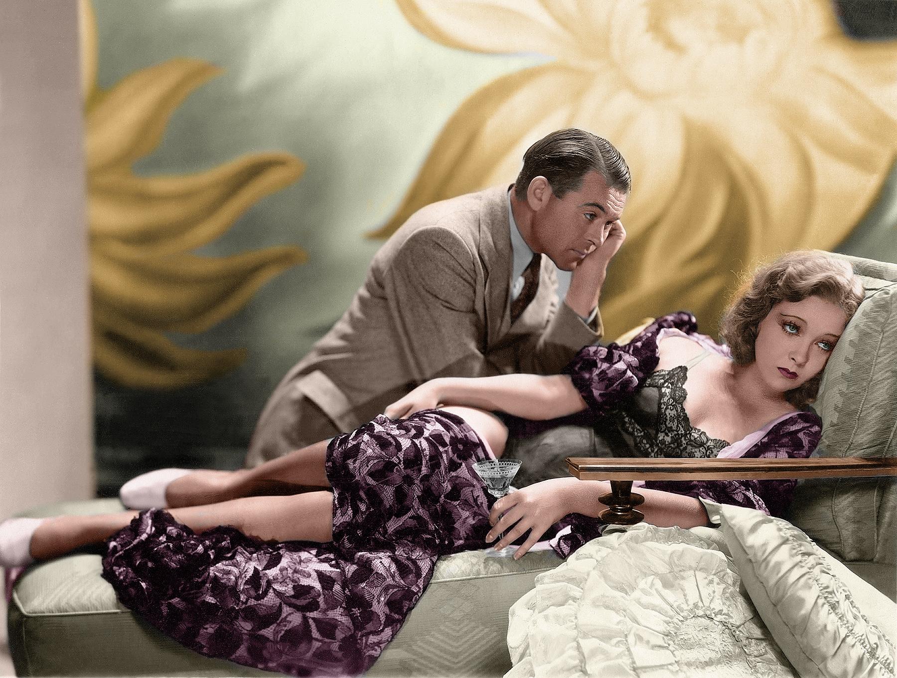 Helen Twelvetrees with Robert Ames.