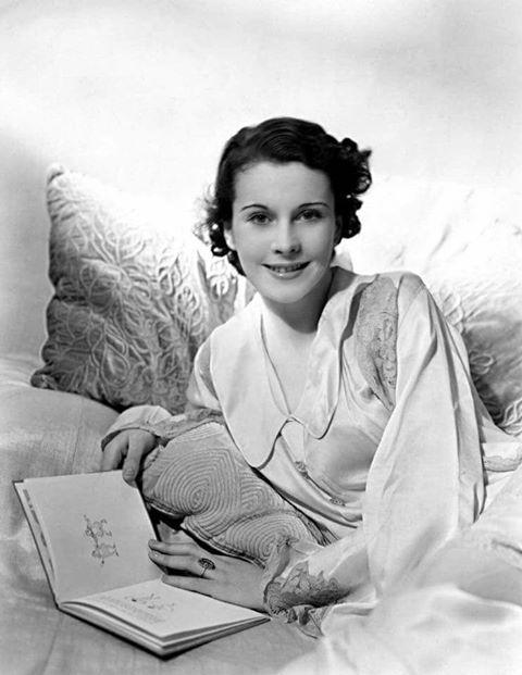 Young Vivien Leigh -1936