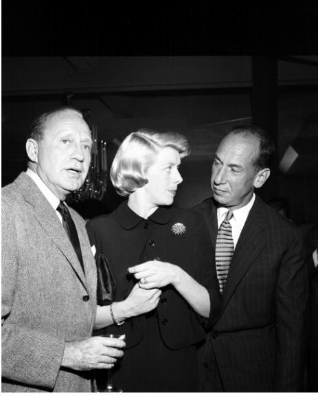 Jack Benny, Rosemary Clooney and Jose Ferrer