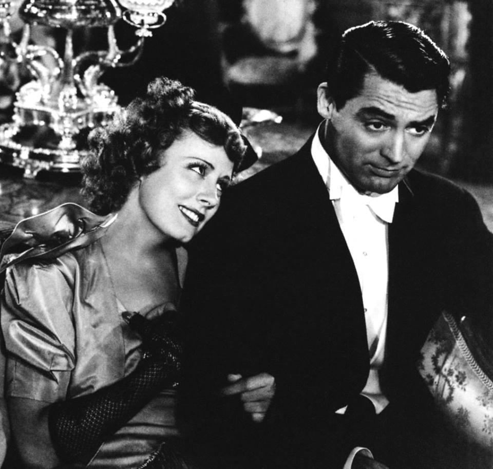 Cary Grant & Irene Dunne