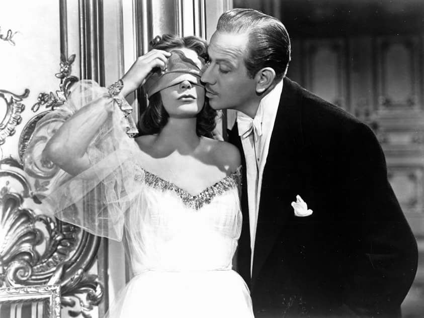 Greta Garbo & Melvyn Douglas